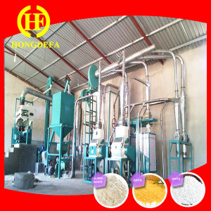 10tpd Small Maize Flour Milling Machine pictures & photos