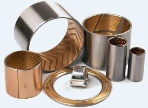 Customized Bi-Metallic Composite Bearings for Oscillating Movements pictures & photos