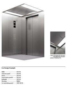 Economical Cost Passenger Elevator for Residence Building pictures & photos