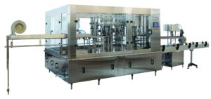 Filling Machinery Assembly Line and Labeling Machine for Filling Packing Line pictures & photos