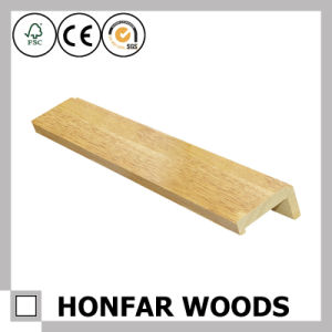 Lumber Veneer Wood Moulding for Decor pictures & photos