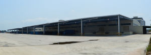 Low Cost and High Quality Steel Structure for Warehouse From Guangzhou China pictures & photos