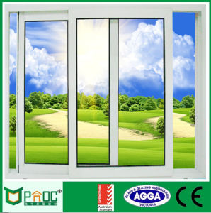 Single Glazed Aluminium Sliding Window with Cheap Price pictures & photos