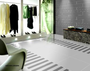 Hot Sales Building Material Gray Pure Color Tile (FC6001) pictures & photos