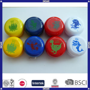 China Supplier Colorful Cheap Plastic Yoyo Ball with Logo Printed pictures & photos