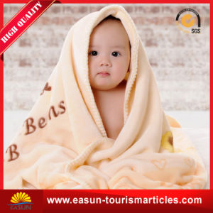 Soft Free Knitting Patterns Baby Blanket pictures & photos