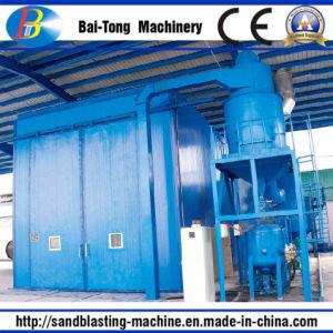 Industry Widely Used Sandblasting Room Sandblasting Booth Sandblasting Cabinet pictures & photos