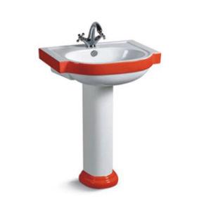 Modern Pedestal Basin, Custom Pedestal Sinks, Decorative Pedestal Sinks pictures & photos