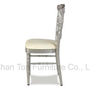 Wedding Banquet Aluminum Napoleon Chair pictures & photos