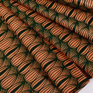 Fashion African Real Wax Fabric pictures & photos