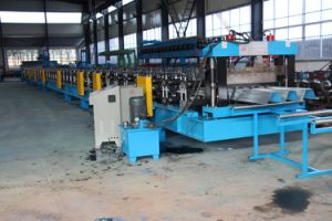 Height Decking Floor Building Material Roll Forming Machine pictures & photos