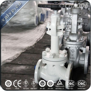 Cryogenic Globe Valve for LNG Usage pictures & photos