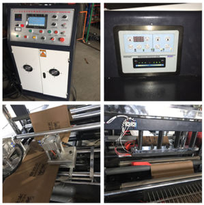 Single Line High Speed Nonwoven T-Shirt Bag Making Machine pictures & photos