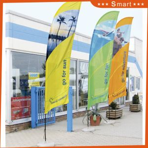 Advertising Beach Flag Banner, Feather Banner, Teardrop Flag pictures & photos