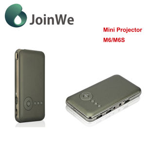 Mini Hone Mobile Projector M6 Mini Projector pictures & photos