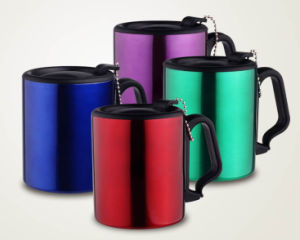Best Seller Double Wall Stainless Steel/Plastic Starbucks Coffee Mug pictures & photos