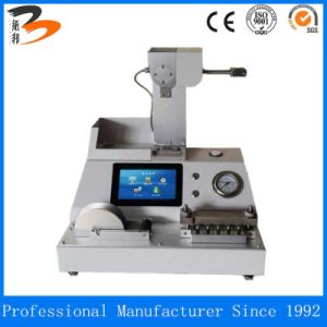 Touch Screen Internal Ply Bond Testing Instrument