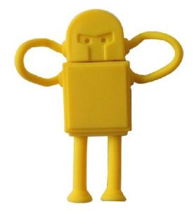 Wholesale USB Flash Drive Robot USB Pen Drive pictures & photos