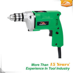 Powertec 300W Hand ED10A 10mm Electric Drill pictures & photos