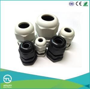 Pg Series Connection IP68 Nylon Cable Gland Strain Relief Cable pictures & photos