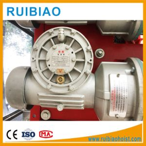 Construction Hoist Worm Gear Reducer Gearbox pictures & photos
