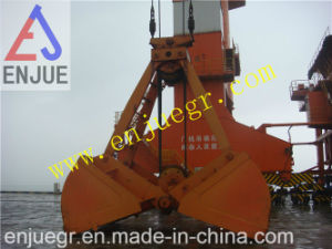 Four Rope Clamshell Grab to Discharging Nickel Ore for Port Crane pictures & photos