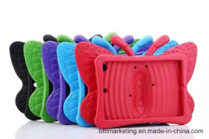 Thick Foam EVA Shockproof Butterfly Case Fo iPad Silicone Cover pictures & photos