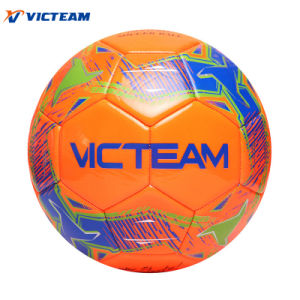 High Rebound Colorful 400-450g Soft PVC Football pictures & photos