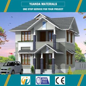 Plant, Warehouse, Workshop Use and Sandwich Panel Material Steel Structure House pictures & photos