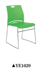 Modern Plastic Home Furniture Chair with Cushion pictures & photos