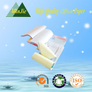 Mutil-Ply Printing Type Carbonless Receipt Bill Ordered Paper Debit Bill pictures & photos