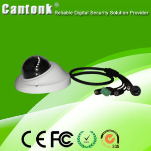 China Top 3 CCTV Camera Factory with Imx323 Sony Sensor IP66 IP Dome Camera (TC20) pictures & photos