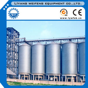 New Condition and Galvanzied Steel Plate, Hot-Galvanized Steel Plates Material Grain Silo pictures & photos