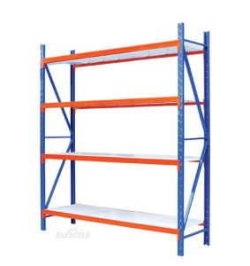 Medium Duty Customized Slotted Steel Shelving pictures & photos