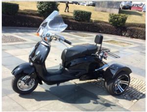 High Quality 60V 1000W Passenger Scooter for Old People/Adult pictures & photos