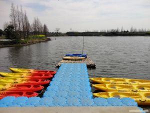 Skid Resistant Surface Floating Docks and Pontoon Docks for The Jet Ski&Boat for Kayak pictures & photos