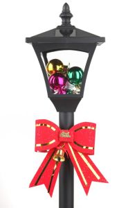 Solar Viera Post Light -1.2meter Christmas Street Light pictures & photos