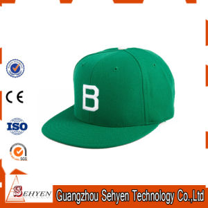 Customizable Snapback Embroidered 6 Panel Sports Baseball Caps and Hats pictures & photos