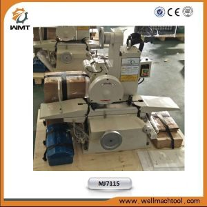 MJ7115 Mnual Surface Grinding Machine with CE Standard pictures & photos