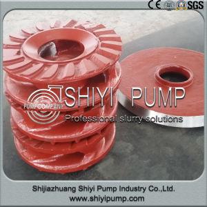 Metal Liner Water Pumps Wear Resistant Slurry Pump Parts pictures & photos