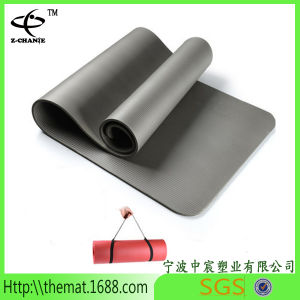 China Factory Direct Supply High Quality NBR Exercise Yoga Mat for NBR /PVC/TPE Yoag Mat pictures & photos