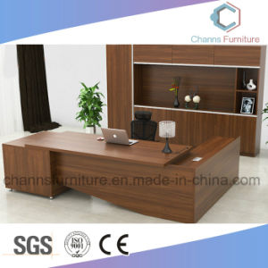 Facotry Customized Wooden Big Size Office Desk Manager Table pictures & photos