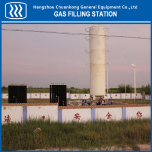 Gas Station CNG Filling Stations pictures & photos