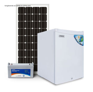off Grid 12/24V DC Solar Refrigerator Fridge 47L pictures & photos