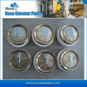 Electric Lift Push Button and Switch for Car Operation Panel pictures & photos