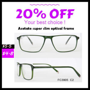 2016 Brands Newest Design Fashion Special Acetate Optical Frame pictures & photos