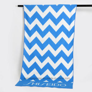 Microfiber Beach Towel with Customized Design, Cotton Towel pictures & photos