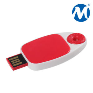 Retractable Water Drop Shaped USB Flash Drive pictures & photos