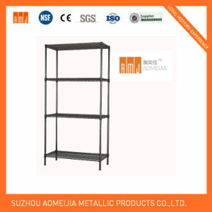 Hot Sale Metal Chrome Wire Flowers Shelf for  Iran pictures & photos