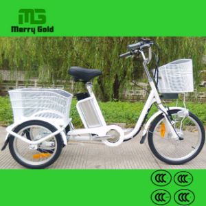 High Quality 36V 250W Pedal Assist Electric Cargo Trike pictures & photos